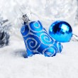 Christmas bells decorations — Stock Photo #57965505