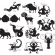 Zodiac — Stock Vector #56307085