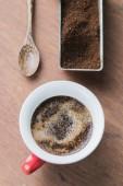 Arabica coffee cup — Foto Stock