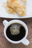 Arabica coffee cup — Stock Photo