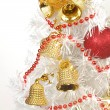 Christmas decorations — Stock Photo #58831803