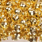 Golden decoration — Stock Photo