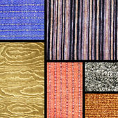 Carpet collection — Stock Photo