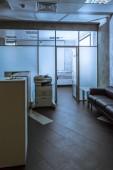 Ufficio reception aperta — Foto Stock