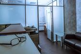 Office reception desk — Stock Photo