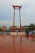 BANGKOK, THAILAND- OCTOBER 26, 2014 — Stock Photo