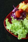 Close-up de salada — Foto Stock