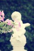 Amor sochařství — Stock fotografie