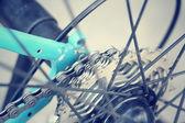 Bicycle gears — Stock fotografie