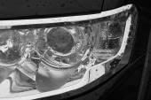 Headlights — Stock Photo