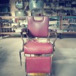 Barber chair — Stock Photo #60980603