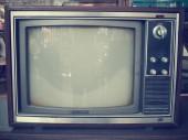Vintage Tv — Stok fotoğraf