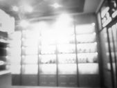 Blurred of restaurant — Stock Photo