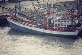 рыбацкая лодка — Стоковое фото