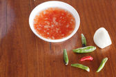 Chili paste — Stock Photo
