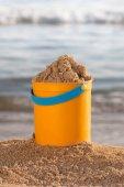 Kova kum — Stok fotoğraf