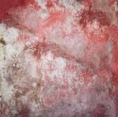 Röda väggen textur bakgrund — Stockfoto