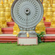 Wheel of dhamma — Stock Photo #61755177