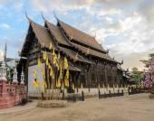 Wat Phan Tao in Chiang Mai, Thailand — Stock Photo