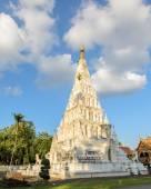 Wat Chedi Liam or Wat Ku Kham in Chiang Mai, Thailand — Stock Photo