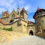Kreuzenstein castle — Stock Photo #56351701