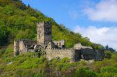 Spitz castle ruin Hinterhaus  — Stock Photo