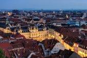 Graz townhall  — Stockfoto