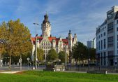 Leipzig New Townhall  — Stock Photo