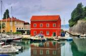 Zadar harbour — Stock Photo