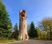 Spremberg Bismarck tower — 图库照片