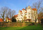 Old Podelwitz castle — Stock Photo