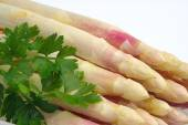 Verse gezonde asperges — Stockfoto