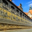 Dresden, Procession of Princes — Stock Photo #67471717