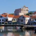 Port of Vrboska. Croatia — Stock Photo #67479699