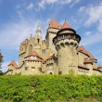 Kreuzenstein castle — Stock Photo #68950245