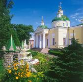 Spaso-Preobrazhensky Cathedral in Kirovohrad, Ukraine — Foto de Stock