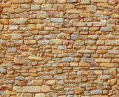Antique stonework seamless pattern — Stock Photo