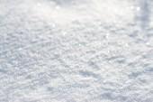 Snow surface close-up of snow — Foto de Stock