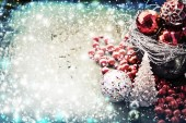 Christmas Ornament Background — Foto de Stock