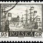 Puck Stamp — Stock Photo #52653755