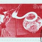 Постер, плакат: Glassmaker Stamp