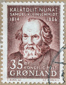 Samuel Kleinschmidt — Stock Photo