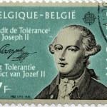 Постер, плакат: Joseph II Stamp