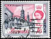 Dockyard Stamp — Stock Photo