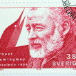 Ernest Hemingway — Stock Photo #53825823