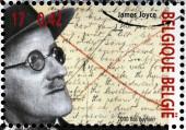 James Joyce — Stock Photo