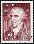 Joseph Haydn — Stock Photo