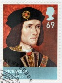 Richard III — Stock Photo