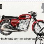 Постер, плакат: Superbike Stamp