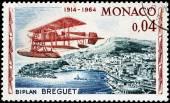 Breguet Aircraft — Stock Photo